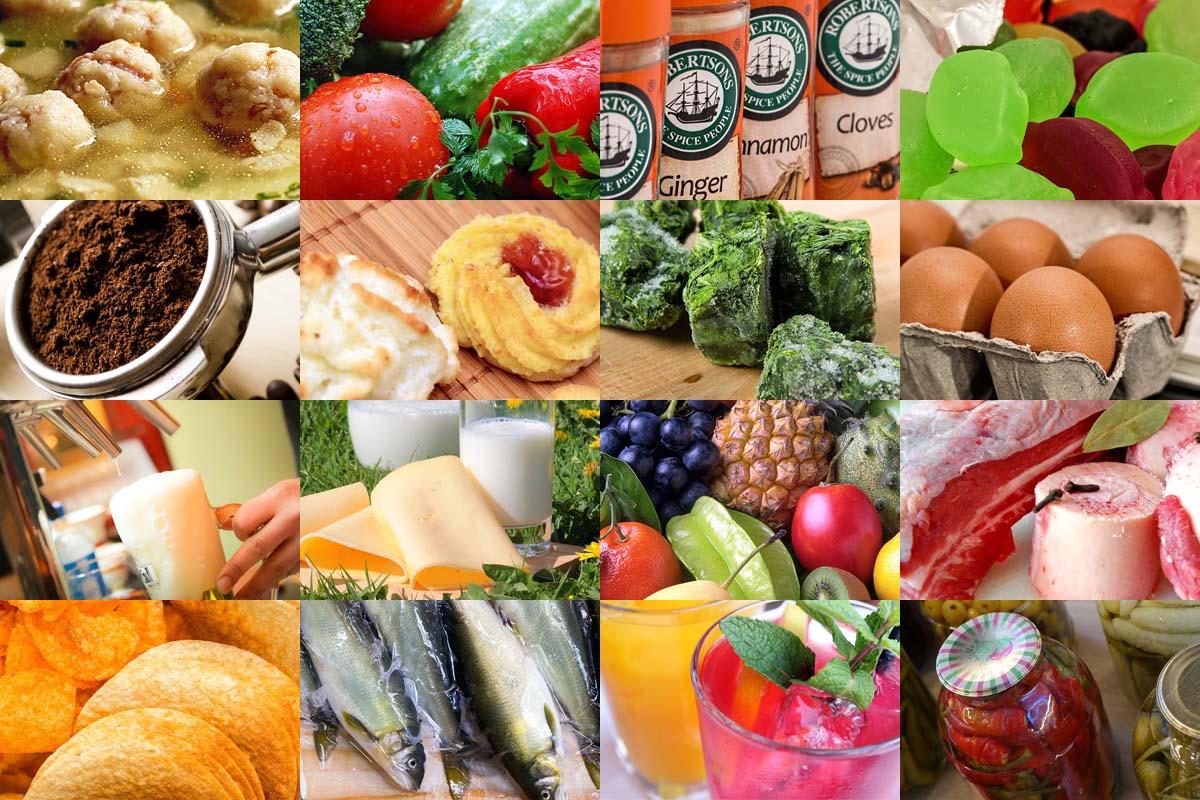 Carnet de manipulador de alimentos online y f cil 10 for Alimento para cachamas